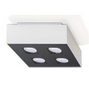 MONO 4 Plafond Weiß