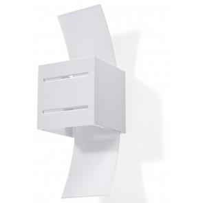 LORETO Wandleuchte Weiß