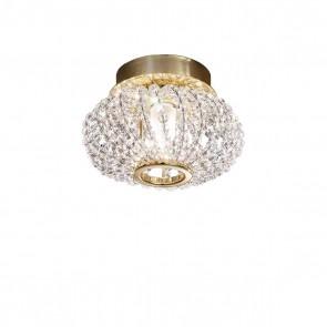 Carla Spot, 24 Karat Gold, Kristall, G9, 0256.11.3.KpT