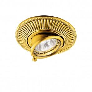 Milord Spot, 24 Karat Gold,  GU10, 0297.10B.3