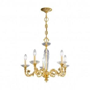 Contarini Luster, Französisch Gold,  E14, 0299.85.15
