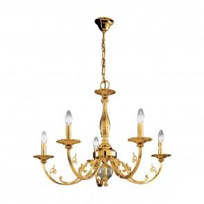 Pisani Luster, Französisch Gold,  E14, 0301.85.15