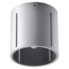INEZ Plafond Grau