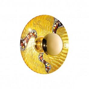 Luna WL, 24 Karat Gold, Glas, E27, 0365.61M.V1.3