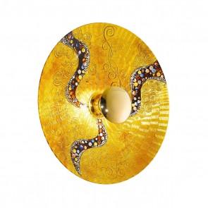 Luna WL, 24 Karat Gold, Glas, E27, 0365.61XL.V1.3