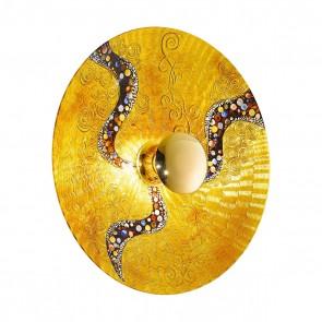 Luna WL, 24 Karat Gold, Glas, E27, 0365.61XXL.V1.3