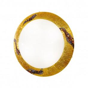 Serena DL, 24 Karat Gold, Glas, E27, 0365.U13.3