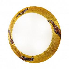 Serena DL, 24 Karat Gold, Glas, E27, 0365.U14.3