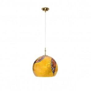 Luna PL, 24 Karat Gold, Glas, E27, 0392.31M.3.Ki.Au, Kiss Gold