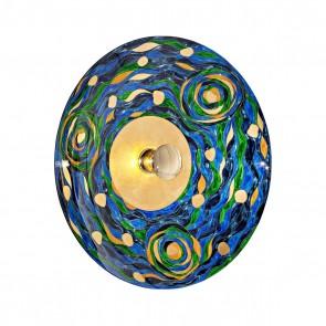 Luna WL, 24 Karat Gold, Glas, E27, 0415.61XL.V1.3.BG