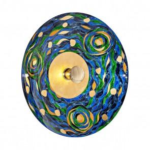Luna WL, 24 Karat Gold, Glas, E27, 0415.61XXL.V1.3.BG