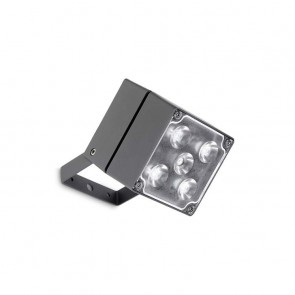 Cube 5 X Led Cree 15W Anthrazit