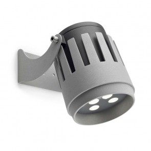 Powell 9 X Led Cree 18W Grau