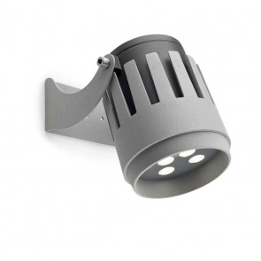 Powell 9 X Led Cree 28W Grau