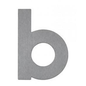 Buchstabe b, Edelstahl