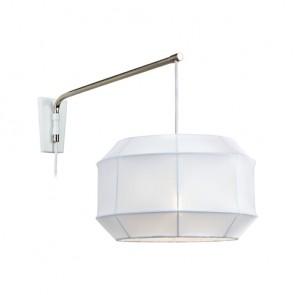 Corse, 1-flammig, stahl, 30x39x56 cm
