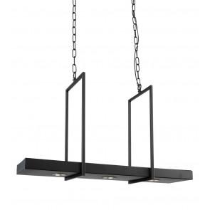 Tray, LED, 3-flammig, schwarz