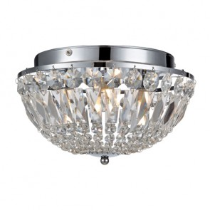 ESTELLE Ceiling 3L IP44 Chrome/MC