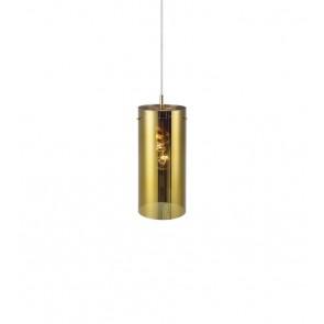 Markslöjd Storm, 12x31 cm, 150 cm Länge, gold