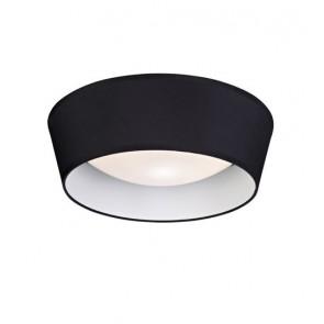 VITO Plafond 36,5 cm Black