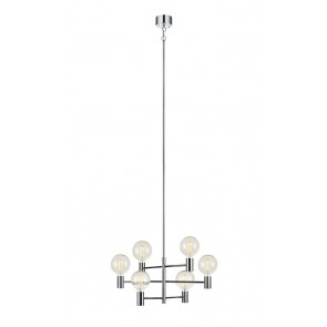 CAPITAL Pendant 6L Chrome