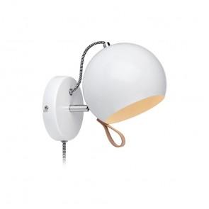 Ball, Schalter am Kabel, weiß