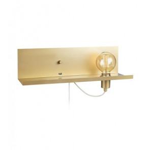 Multi Breite 50 cm gold 1-flammig rechteckig