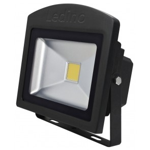 LED - Strahler Dahlem 20BC, 20W, 6500K, schwarz