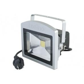 LED-Strahler Benrath 10 W, 6.500K mit Anti Panik Funktion