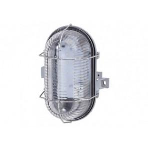 LED-Leuchte Pesch 8 Länge 68,2 cm metallisch 1-flammig oval