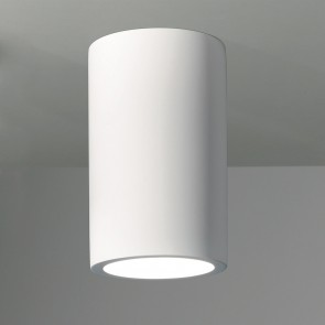 Osca 200 Round, 1 x E27 max 12 W, weißer Gip