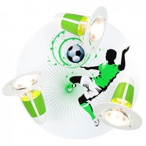 Rondell Soccer, grün/weiß