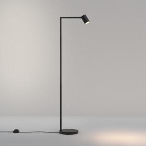 Ascoli Höhe 122,5 cm schwarz 1-flammig zylinderförmig