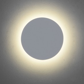 Eclipse Round 250, 1 x 8W LED, 3000 K