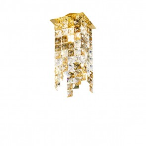Prisma Spot, 24 Karat Gold, Kristall, G9, 1314.11MQ.3.KpTGn