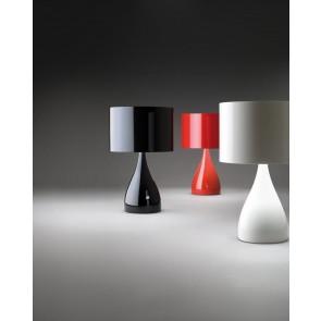 Vibia Jazz, Höhe 72,5 cm, rot glänzend
