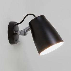 Astro Atelier schwarz, Reflektor dreh/ schwenkbar, 1xE
