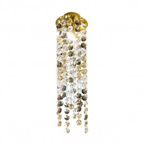 Prisma Spot, 24 Karat Gold, Kristall, G9, 1344.11M.3.O1.KpTGn