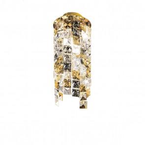 Prisma Spot, 24 Karat Gold, Kristall, G9, 1344.11MQ.3.KpTGn