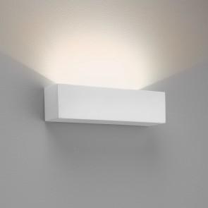 Parma LED 250, weißer Gips, 3 x 3W LED, Ausführu