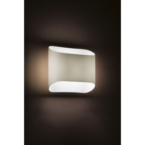 Abbey Wall Lamp Grey