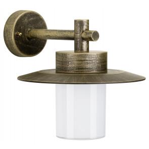 Nr. 1852 Farbe: braun-messing, für 1 x QA55 - 57W, E27