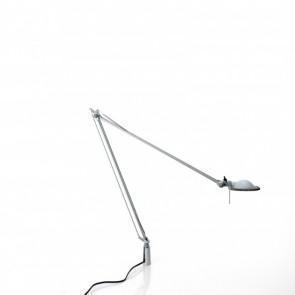 Luceplan Berenice, 90 cm, mit Befestigungsstift, alu