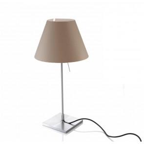 Costanzina Table Weiß (ohne Schirm), 51 cm, Standfuß