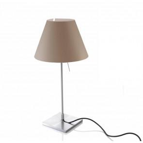 Costanzina Table Alu (ohne Schirm), 51 cm, Standfuß