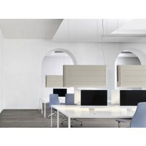 Diade Panele, 120 cm, weiß/beige