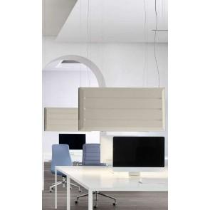 Diade Panele, 180 cm, weiß/beige