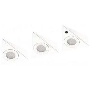 LED Unterbauleuchte Cabinet Spots SENSOR white