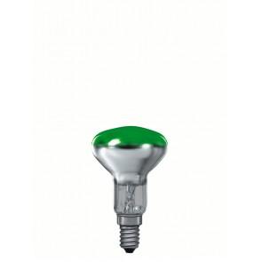 R50 E14 25W 5 cm, grün
