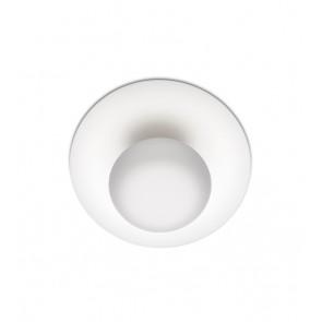 Vibia Mini Funnel 2012, Ø 22 cm, 1 x LED 6,3W, weiss matt